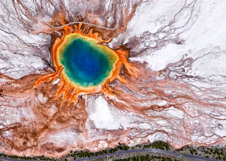 Yellowstone National Park - USA
